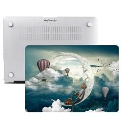 MacBook Pro Kılıf 15inc HardCase Touch Bar A1707 A1990 Uyumlu Koruyucu Kılıf Focus01NL