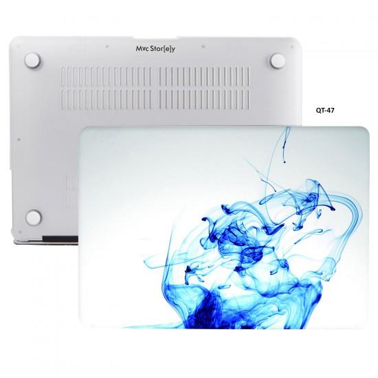 MacBook Pro Kılıf 15inc HardCase Touch Bar A1707 A1990 Uyumlu Koruyucu Kılıf Paint01NL