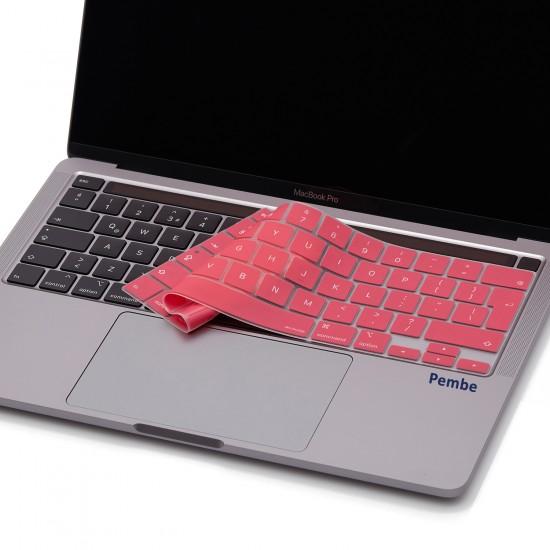 Laptop MacBook Pro Klavye Koruyucu 13inc A2251 A2289 A2338 16inc A2141 Avrupa İngilizce Baskılı