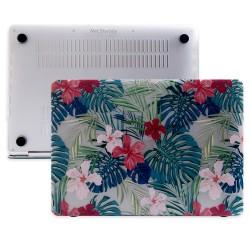 MacBook Pro Retina Kılıf 13inc HardCase A1425 A1502 2015/2015 Koruyucu Kılıf Flower01NL