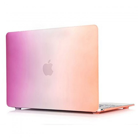 MacBook Pro Retina Kılıf 13inc HardCase A1425 A1502 2015/2015 Koruyucu Kılıf Rainbow