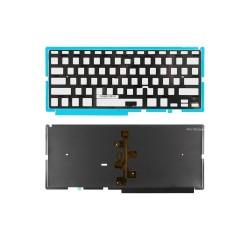 """MacBook Pro15"""" A1286 Klavye Işıkları BackLight UK İngilizce TR Türkçe 2008 2009 2010 2011 2012"""