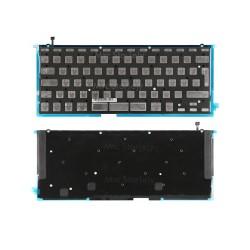 """MacBook Retina 13"""" A1502 Klavye Işıkları Backlight UK İngilizce TR Türkçe 2013 2014 2015"""