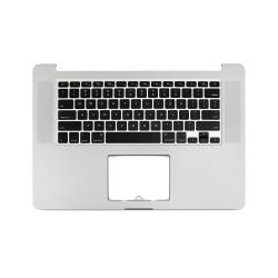 "Macbook Retina A1398 US 2012 2013 15"" üst Kasa Klavye Topcase Keyboard"