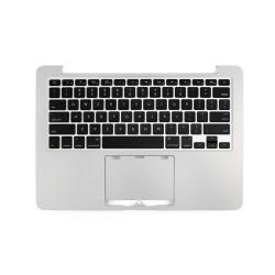 "Macbook Retina A1425 US 2012 2013 13"" üst Kasa Klavye Topcase Keyboard"