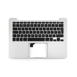 "Macbook Retina A1502 2015 UK 13"" üst Kasa Klavye Topcase Keyboard"