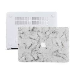 MacBook Air Kılıf 13inc HardCase A1369 A1466 Uyumlu Mermer Desenli Kılıf 12