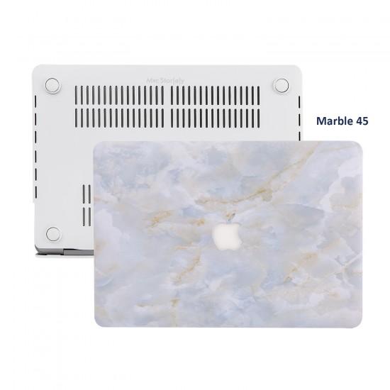 MacBook Pro Retina Kılıf 13inc HardCase A1425 A1502 2015/2015 Koruyucu Kılıf Mermer07