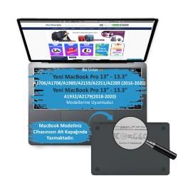 MacBook Air Pro 13inc Ekran Koruyucu A1706-08 A1989 A2159 A1932 Nano Ekran Koruyucu 0.2MM Kalınlık