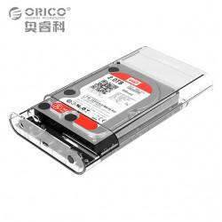 Orico HDD Kutusu Type-C HDD Çevirici 2.5 HDD Kutusu Harddisk Dönüştürücü
