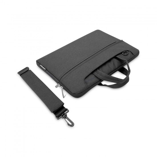Pofoko MacBook Air Pro Retina Laptop Notebook Çanta Kılıf Koruyucu 15.4 inç Su Geçirmez Handbag