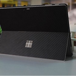 Surface Pro Koruyucu Kaplama Kılıf Karbon Fiber Malzeme Surface 3 4 5 6 7 Uyumlu