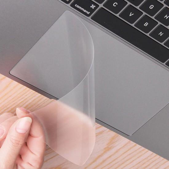 MacBook Pro 13inc Touchpad Trackpad Koruyucu Nano Mat Jelatin A1708 A1706 A1989 A2159