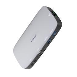 USB HDMI VGA Ethernet Çevirici HDMI 1080P USB 3.0 Gigabit Ethernet Destekli