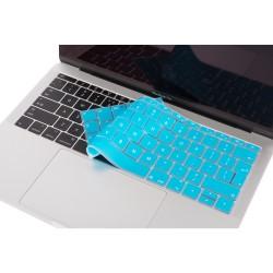 Laptop MacBook Pro Klavye Koruyucu 13inc A1708 12inc A1534 Uyumlu Avrupa İngilizce Baskılı